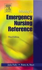 Mosby's Emergency Nursing Reference, 3e, Julia Fultz, Good Condition, Book