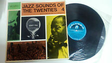 JAZZ SOUND OF THE TWENTIES 4 - BLUES SINGERS AND.. LP COLUMBIA 33QPX8032 ITALY