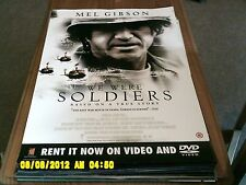 We Were Soldiers (mel gibson) Movie Poster A2