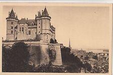 BF11351 saumur vue generale au premier plan le chateau  france front/back image