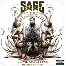 Sage The Gemini - Remember Me (Dlx)(R) (2014) - Used - Compact Disc