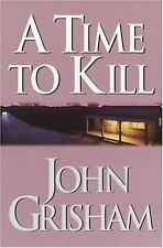 A Time to Kill (Large Print)-ExLibrary