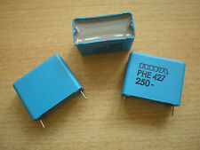 Polypropylene film capacitor Evox Rifa 1.5uf 250v 5% 30x 24 x14mm 4 pieces Z586