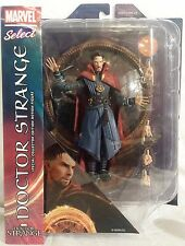 "Marvel Select Doctor (Dr) Strange Movie 7"" Diamond Toys Collector Action Figure"