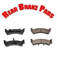 New Rear Ceramic Brake Pads for Explorer 95-03 Mountaineer 97-01 Ranger 98-04