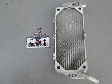 Yamaha YZF250 2010-2013 used ICW Left hand non filler side radiator YZ1326