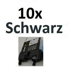 10x Schwarz Patrone für MFC-J5910DW J6510DW J6710DW J6910DW J430W J625DW J825DW