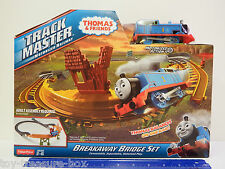 "Thomas & Friends Take-n-Play Portable Playset ""BREAKAWAY BRIDGE SET"" Ages 3+"