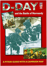 D-Day and the Battle of Normandy 1944 (Pitkin Guides), Martin Marix Evans