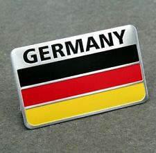Car Decal For GERMANY FLAG Sticker Metal Emblem Badge Logo