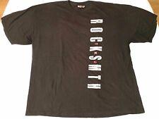 Rocksmith TKO graphic t-shirt men sz 2XL black/cement/infra red