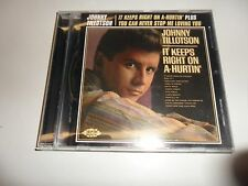 CD  It Keeps Right on a-Hurtin'/You Can Never Stop Me Loving You von Johnny Till