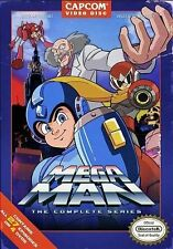 Megaman: Complete TV Series (DVD, 2014, 4-Disc Set)