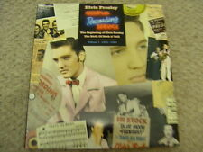 "Elvis Presley 7"" Memphis Recording Service Vol 1 Very Rare Gatefold Dvd & Book"