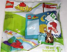 LEGO Duplo 40167 My First Set Hase Give Away Promo Poly Bag Exclusiv NEW NEU