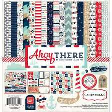 NEW CARTA BELLA AHOY THERE 12X12 COLLECTION KIT