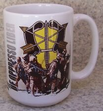 Coffee Mug Military Army 1st Special Forces NEW 14 ounce cup with gift box