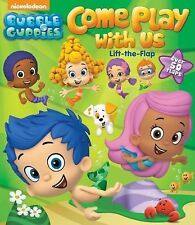 Bubble Guppies: Come Play with Us: Lift-the-Flap-ExLibrary