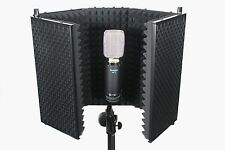 RoXdon VB-1 MK2 Studio Microphone Mic Vocal Booth Sound Reflection Filter Screen