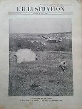 """L' ILLUSTRATION 1908 N 3418 """" L'OUVERTURE DE LA CHASSE """""""