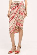 NWT Sz S Anthropologie Isala Wrap Skirt by Bailey 44 Size Small