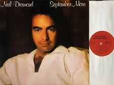 NEIL DIAMOND September morn 25AP 1762 hong kong cbs sony 1979 LP PS EX/EX