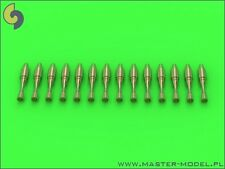 Master 32085 1/32 Metal Static dischargers - type used on modern Sukhoi jets
