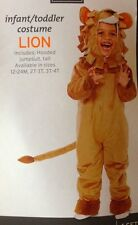 Lion Baby Toddler Costume Size 12-24 Months