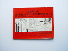 Manual of Graphic Techniques 1: for Architects, Graphic Designers and Artists