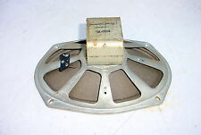 "Vintage 9 1/4"" by 6 1/2"" Alnico Tube Radio Speaker"