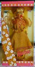 BARBIE AUSTRALIAN 1993 DOLLS OF THE WORLD DOTW AUSTRALIEN # 03626  NRFB