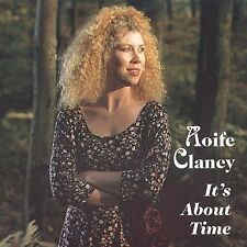 Aiofe Clancy - IT'S ABOUT TIME -Rego Irish Music RCD 3017-VG+
