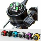 Multicolour Compass Metal Ring Handlebar Bell Sound for Bike Bicycle