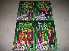1993 Plasm Collection  4 Trading Card Wax Boxes, Premier Edition Binder