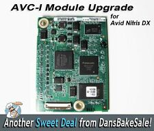 Avid AVC Intra AVC-I Card for Nitris DX Kit Module Upgrade - Excellent Condition