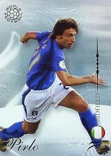 2007 Futera World Football Andrea Pirlo #109 Italy