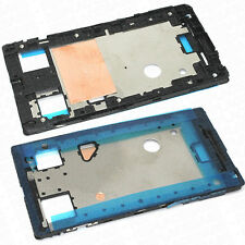 For HTC 8S  LCD Touch Screen Fitting Plate Bracket With Housing Adhesive OEM
