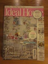 Ideal Home Magazine - Summer Style - June 2012