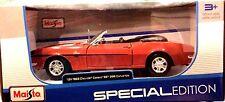 Maisto 1968 Chevrolet Chevelle SS 396 Conv Bronze 1/24 Diecast Car  31257BRZ