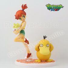 """Pokemon Kasumi Misty Togepi Psyduck 10cm / 4"""" PVC Figure NO Box"""