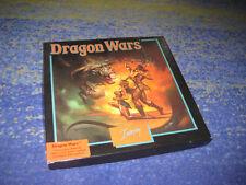 Dragon Wars  DOS Interplay 1989 KULT Barts Tale Commodore 64 / 128 Rarität