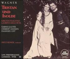 Wagner: Tristan und Isolde [1936]  3 CD Box Set  Kalter  Janssen  List  Reiner