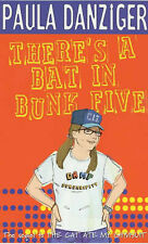 There's A Bat In Bunk Five, By Danziger, Paula,in Used but Good condition