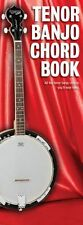Tenor Banjo Essential Chord Book Play 12 keys in C G D A tuning Songs Music Book