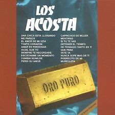 ACOSTA-ORO PURO CD NEW