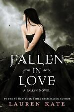 Fallen: Fallen in Love by Lauren Kate (2012, Hardcover)
