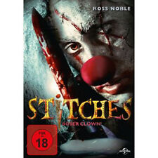 Stitches - Evil Clown (Ross Noble) (FSK 18) DVD NEW VINTAGE
