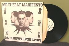 "Meat Beat Manifesto ""Dog Star Man"" 12"" NM Orig Prodigy The Chemical Brothers NIN"