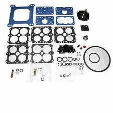 4160 Holley Vacuum Secondary Carburetor Complete Premium Rebuild Kit Non-Stick