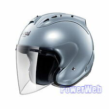 NEW IN BOX ARAI SZ-RAM4 SP SILVER 57-58cm M Medium HELMET MADE IN JAPAN